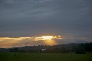 Shenandoah Valley Sunrises