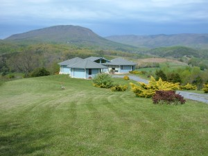 Mountain Views in Rockbridge County