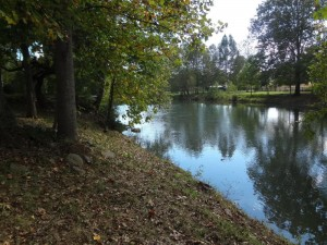 Maury River, Rockbridge Baths, VA