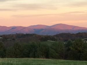 Blue Ridge Mountains - Lexington, VA