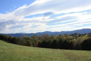 Recently sold land in Rockbridge County