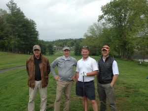JF Brown's Hospice Golf Tournament Team