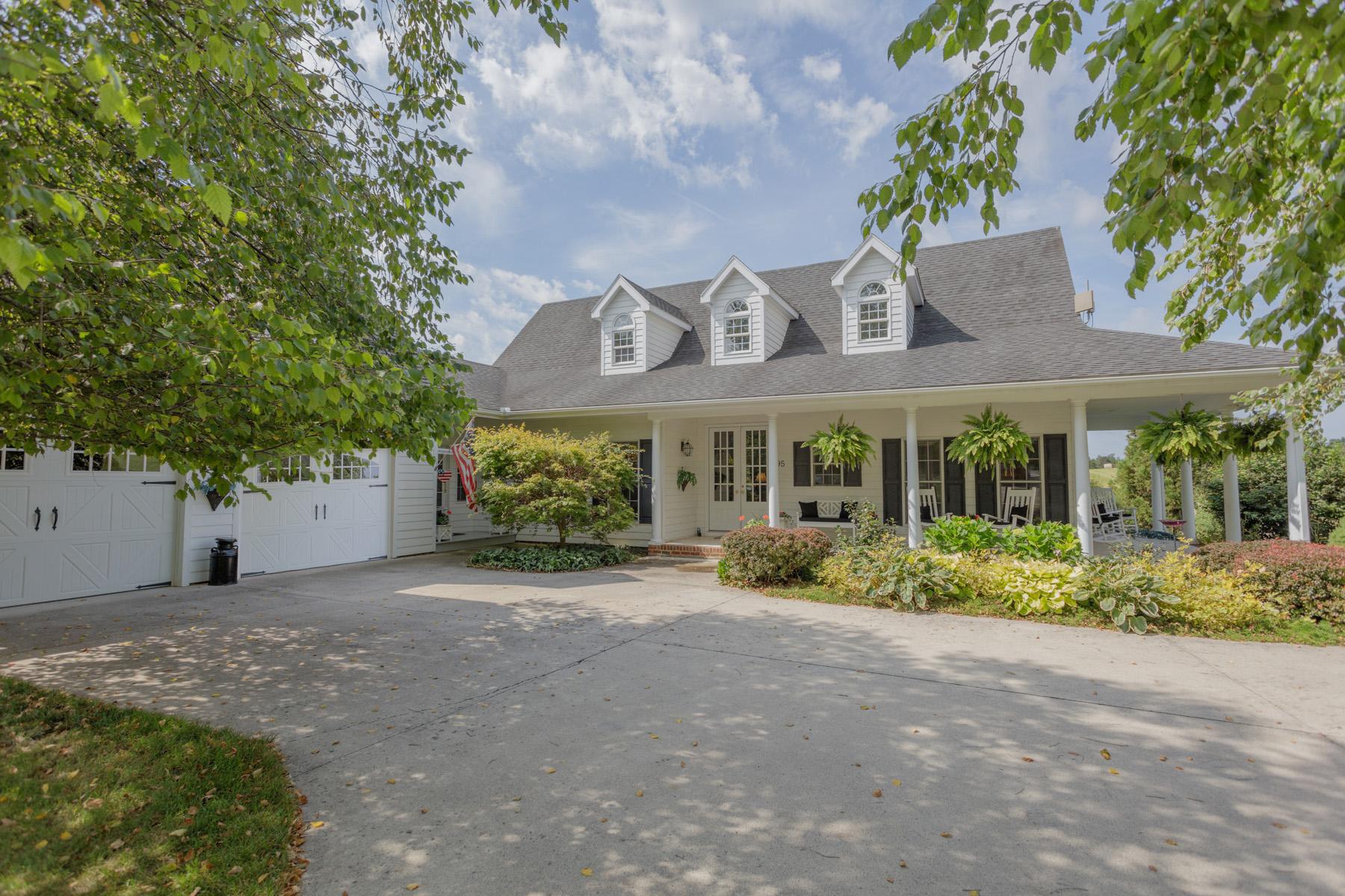 Lexington va real estate feature friday j f brown for Cabins in lexington va