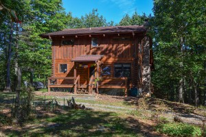 Wooded Cabin Retreat-Lexington, VA