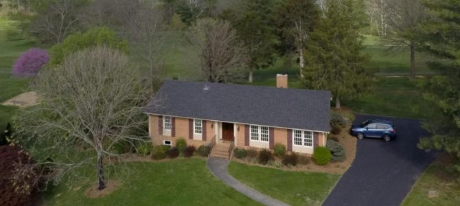 Lexington VA Real Estate – Feature of the Day – Colston Place