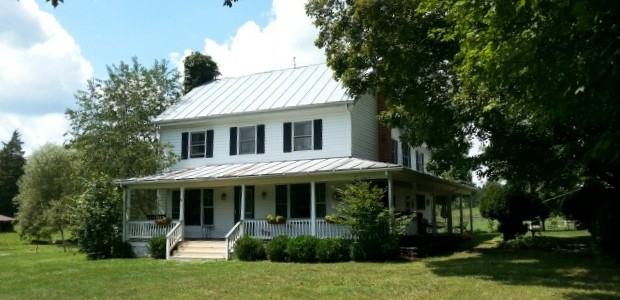 Featured Home for Sale in Lexington, VA for October 30, 2015, brought to you by JF Brown Real Estate in Historic Downtown Lexington, VA.