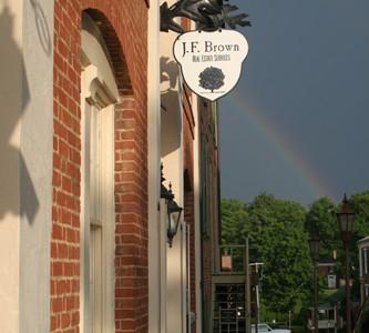 Lexington, Virginia's Weekend Outlook