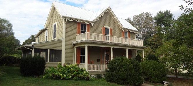 Real Estate in Lexington, VA:  Featured home for sale for Jan 15, 2016