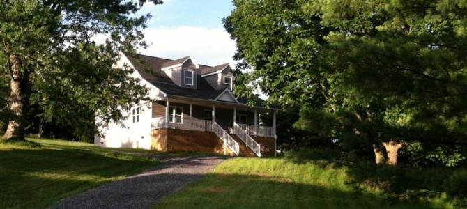 Featured Real Estate Listing in Lexington, VA