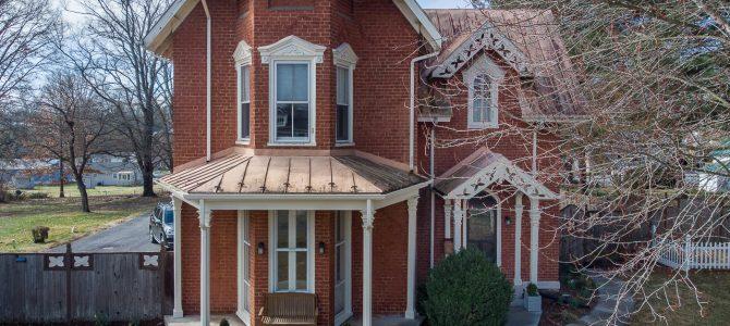 Historic Home for Sale in Lexington, VA