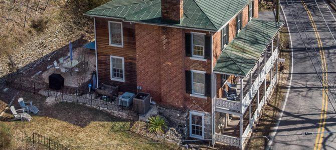 Historic Lexington, VA Home for Sale